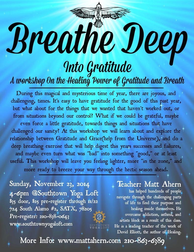 Gratitude breathe flyer Southtown 11 22 14 matt